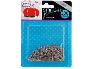 Wholesale: Straight Pins Value Pack