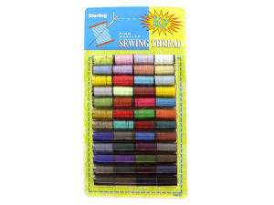 Wholesale: Sewing thread value pack