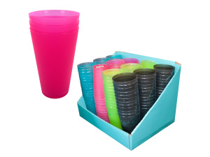 Wholesale: Plastic tumbler display