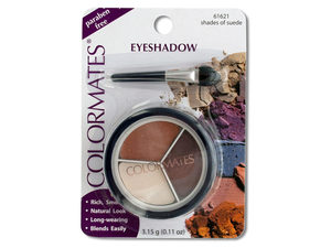 Colormates Shades of Suede Eye Shadow Compact