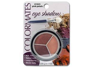 Colormates Pink Petals Eye Shadow Compact