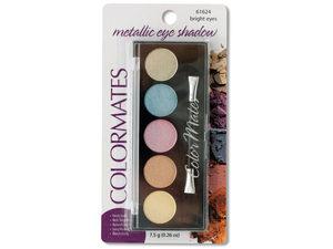 Colormates Bright Eyes Metallic Eye Shadow Compact