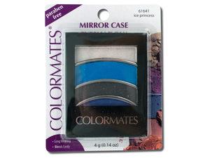 Colormates Ice Princess Mirror Case Eye Shadow
