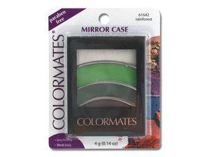 Colormates Rainforest Mirror Case Eye Shadow