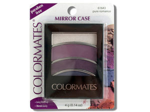 Colormates Pure Romance Mirror Case Eye Shadow