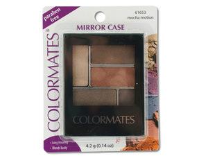 Colormates Mocha Motion Mirror Case Eye Shadow