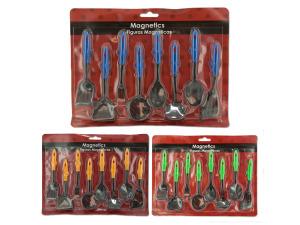 Wholesale: Kitchen utensil refrigerator magnets