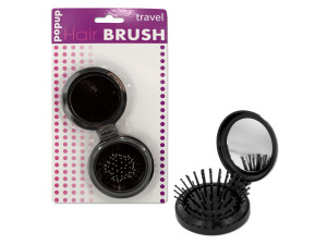 Pop-up Travel Hair Brush