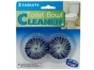 Wholesale: Deodorizing Toilet Bowl Cleaner Tablets
