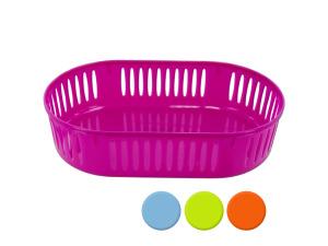 Wholesale: Plastic Oval Storage Basket