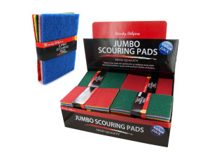 Wholesale: Jumbo Scouring Pads Countertop Display