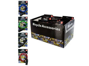 Wholesale: Cable Bicycle Lock Countertop Display