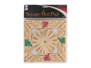 Wholesale: Square hot pad