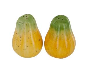 Wholesale: Ceramic Pear Salt & Pepper Shakers Set