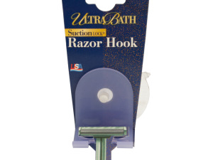 Wholesale: Suction Cup Razor Hook