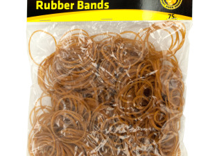 Wholesale: Brown Rubber Bands