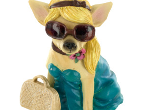 Wholesale: Aye Chihuahua Fashion Figurine