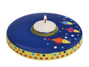 Wholesale: Fishies Ceramic Tealight Holder