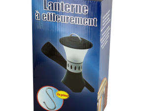 Wholesale: Touch Lantern with Ground Stake & Hook