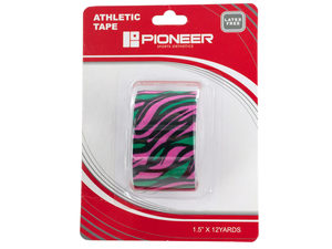 Pioneer Zebra Stripe Athletic Tape