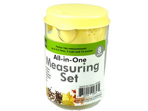 All-in-One Measuring Set