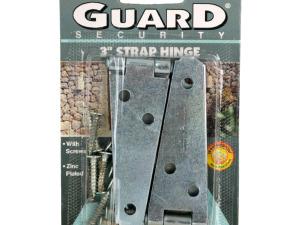 Wholesale: Small Zinc-Plated Strap Hinge Set