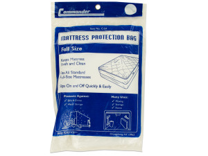 Full Size Plastic Mattress Protection Bag