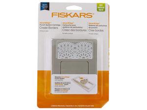 Wholesale: Fiskars Antique Lace Border Punch Cartridge