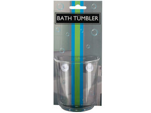 Wholesale: Bath Tumbler with Suction Cups