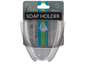 Soap Holder with Suction Cups