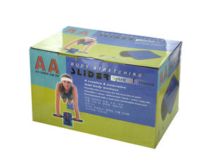 Body Stretching Slider Ab Wheel