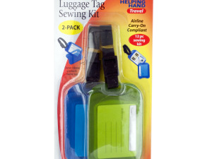 Wholesale: Luggage Tag Sewing Kit Set