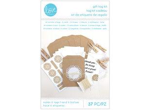 Wholesale: Decorative Gift Tag Making Kit