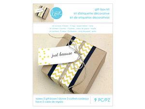 Wholesale: Small Gift Box Making Kit