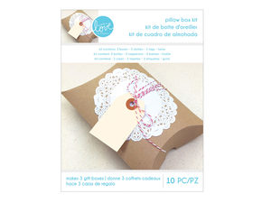 Wholesale: Pillow Gift Box Making Kit