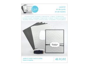 Wholesale: Thank You Card Making Kit