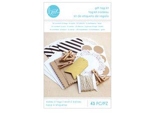 Wholesale: Gift Tag Making Kit
