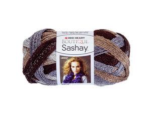 Wholesale: Brown & Grey Waltz Sashay Yarn