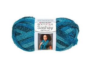 Wholesale: Aquamarine Metallic Sashay Yarn
