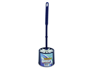 Wholesale: Toilet bowl scrubber brush and holder