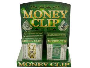 Wholesale: Printed Money Clip Countertop Display