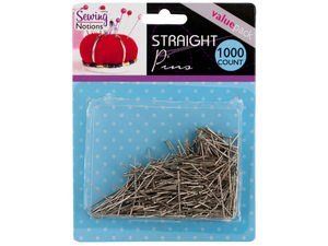 Wholesale: Sewing Straight Pins