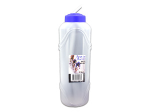 Wholesale: 25 oz. Sports Water Bottle with Straw