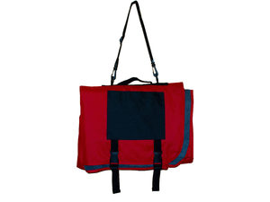 Wholesale: Red Foldable Carry Stadium Blanket