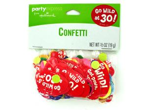 Wholesale: Monkey around 30 confetti