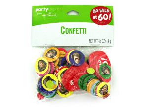 Wholesale: Monkey around 60 confetti