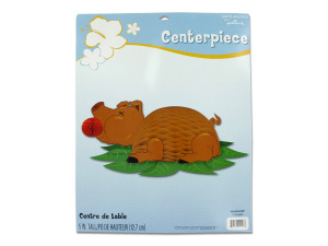 Wholesale: Luau honeycomb centerpiece