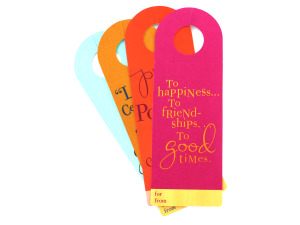 Wholesale: Wine Bottle Tags