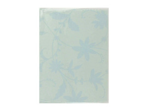 Wholesale: Floral Print Panel Cards
