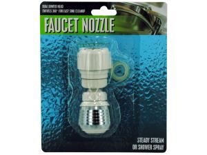 Wholesale: Dual Jointed Faucet Nozzle